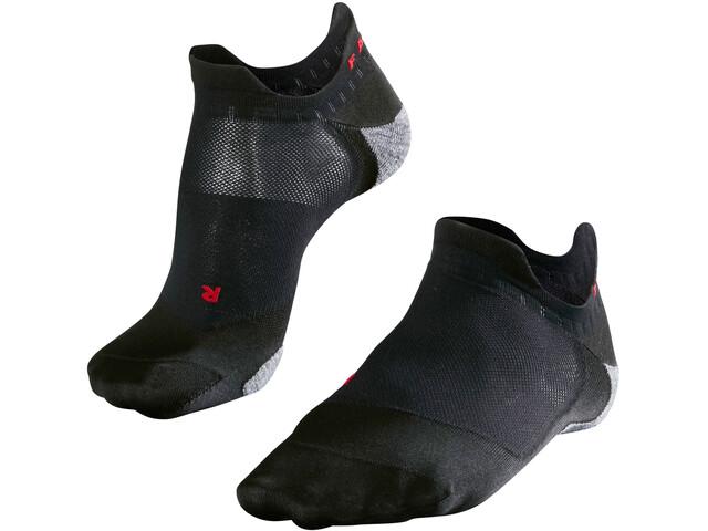 Falke RU 5 Invisible Sokken Heren, black mix